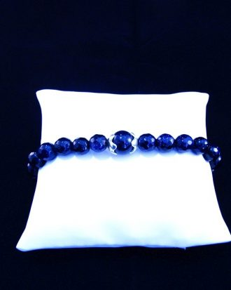 Pulsera Aventurina Azul