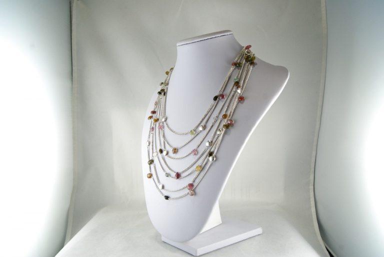 Collar Turmalinas
