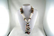 Collar Turmalinas-Perlas