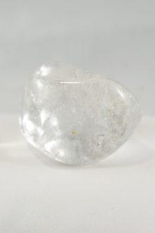 Rodado Cuarzo Cristal de Roca