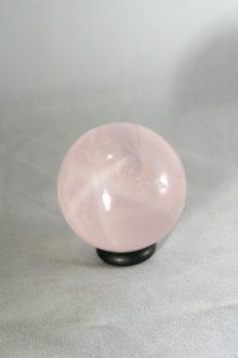 Esferas de Cuarzo Rosa Star