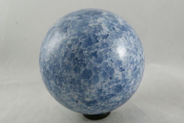 Bola Calcita Azul