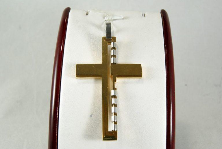 Cruz de Acero en Colgante