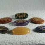 Minerales Chakras con la Simbología