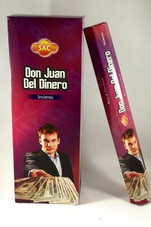 INCIENSO DON JUAN DEL DINERO