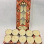 VAINILLA GROVE (arbol de vainilla) SET DE 10 VELAS AROMATICAS